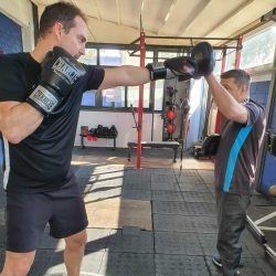 Boxing personal training